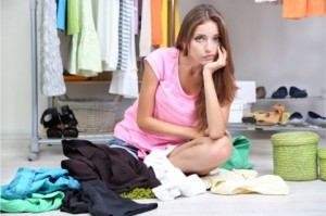 clean your closet today