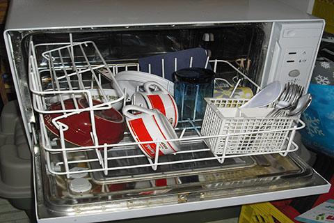 Smallest Portable Dishwasher