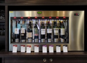 a-wine-dispenser