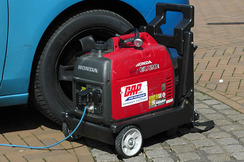 Smallest Portable Generator